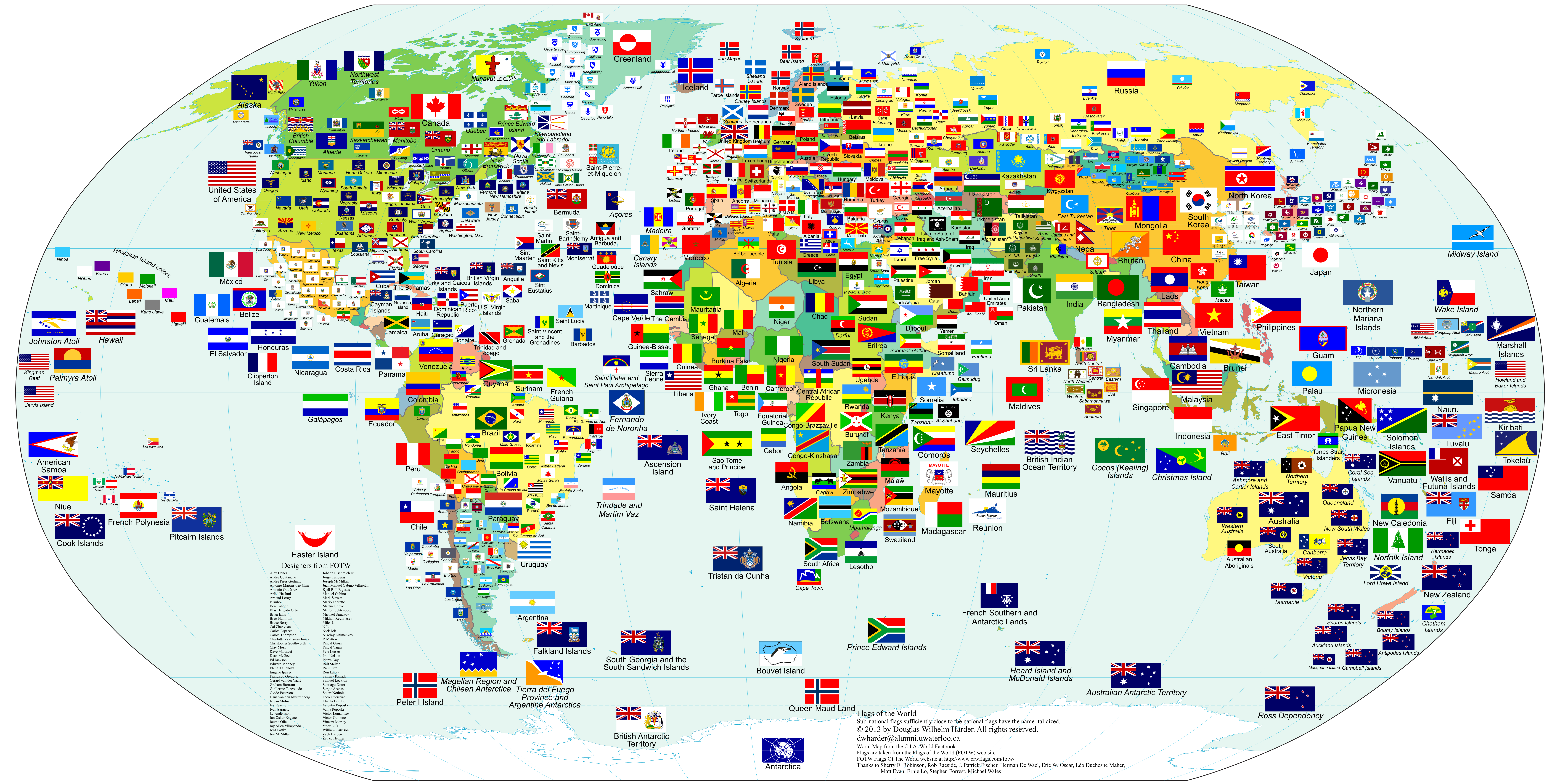 Mr polsky social studies resources flags of the world gumiabroncs Gallery